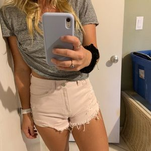 NWT Forever 21 Pink Shorts